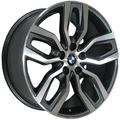 Колёсные диски REPLICA BMW B110mg