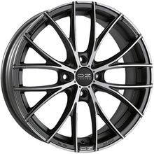 Купить автошины в Минске OZ-RACING ITALIA 150 MATT DARK GRAPHITE DIAMOND CUT