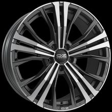 Купить автошины в Минске OZ-RACING CORTINA MATT DARK GRAPHITE DIAMOND CUT