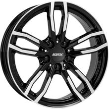 Колёсные диски ALUTEC DRIVE DIAMANT BLACK FRONT POLISHED