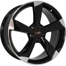 Колёсные диски LEGEARTIS OPTIMA A56 BKF