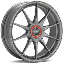 Колёсные диски OZ-RACING FORMULA HLT GRIGIO CORSA BRIGHT